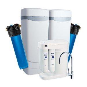 Аквафор WaterMax APQ + Гросс 2 шт. + Морион + Соль 2 мешка